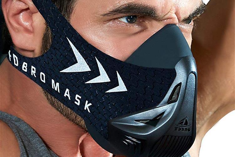 mascara entrenamiento precio
