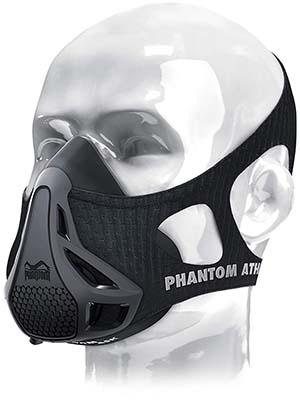 mascara oxigeno hipoxia deportiva