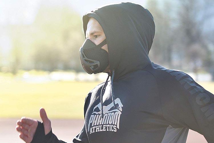 mascaras para correr